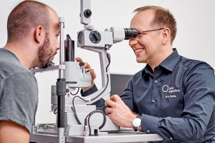 Facharzt/Fachärztin für Augenheilkunde (m/w/d)