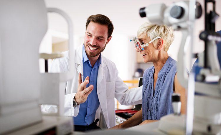Augenärztin / Augenarzt (m/w/d)